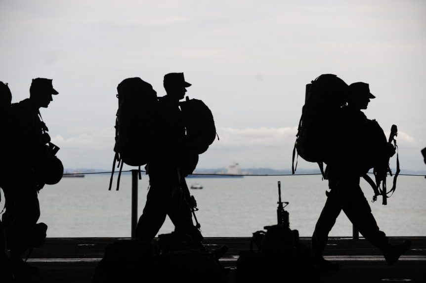 job search guide for veterans - ebs